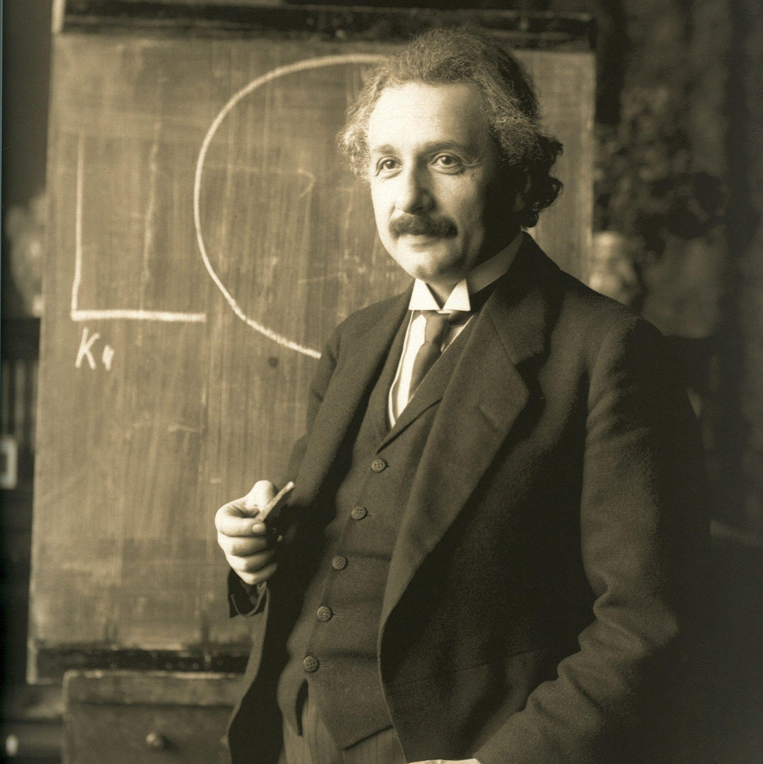 Way to Go, Einstein