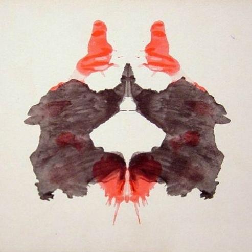 How the Rorschach Got Its Blots